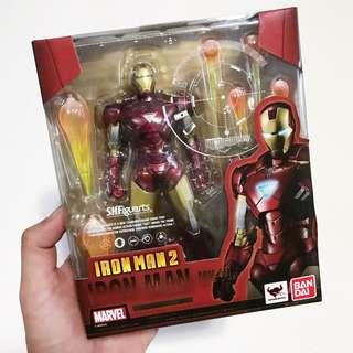 SH Figuarts Iron Man Mark 6