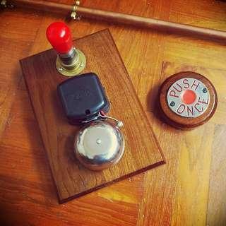 Vintage Sigeba bell set (upgraded)