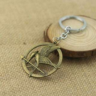 The Hunger Games Bird Keychain