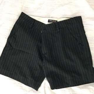 Stripes Short Pants