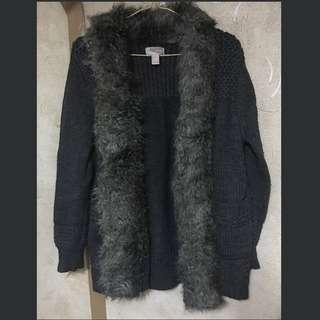 Forever21 灰色冷外套
