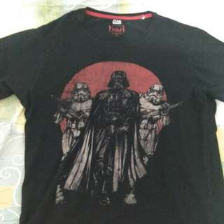 T-shirt H&R Star Wars Darth Vader XL