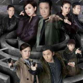 折局专家 the fixer TVB drama dvd