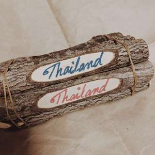 Brand New Wooden Colour Pencils Thailand