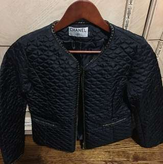 Chanel quilt jacket