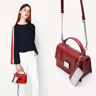Pedro handbag復古手提袋(可拆除卡片套)包郵
