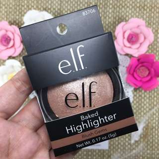 ELF Baked Highlighter, Blush Gems