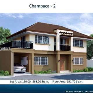 4Bedrooms House and Lot For Sale