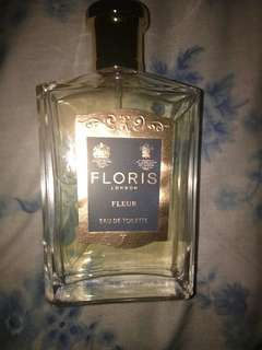 Authentic FLORIS (FLEUR) LONDON PERFUME SPRAY (W) LIMITED EDT