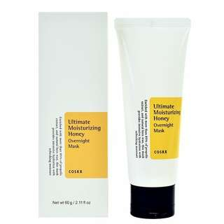 [PREORDER] CosRx Ultimate Moisturizing Honey Overnight Mask