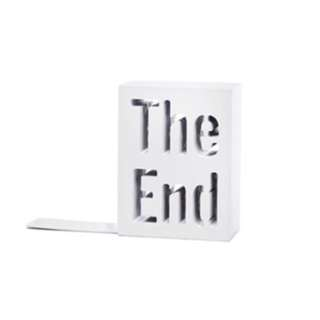 THE END BOOKEND by Design Ideas