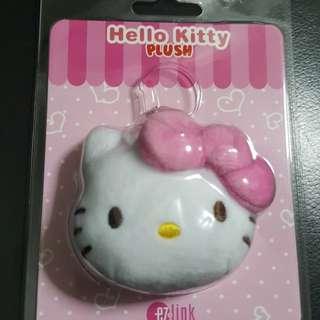 Hello Kitty Plush Ezlink Charm