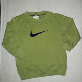 Authentic NIKE sweatshirt/baju sejuk
