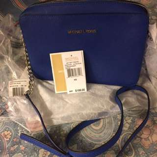 Jet Set Travel Crossbody Bag