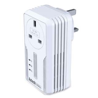 Used aztech home plug