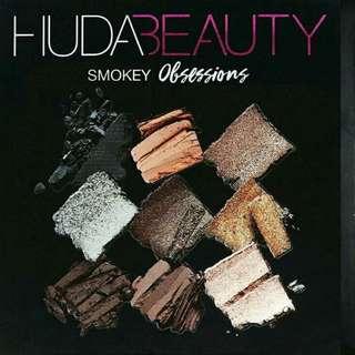 💄 Huda Beauty Smokey Obessions Eyeshadow Palette