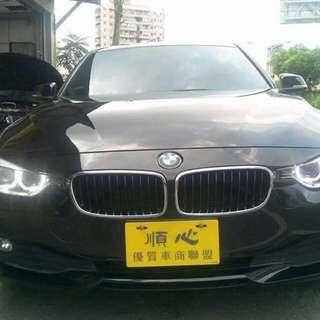 寶馬-BMW 318D