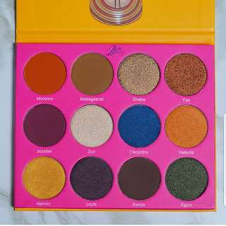 The Nubian Eyeshadow ‼️FREE NORMAL MAIL‼️