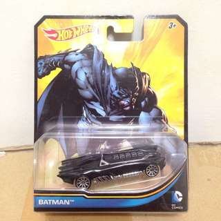 Hotwheels Batman Batmobile DC Comics