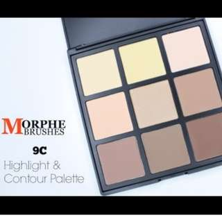 Morphe 9C ‼️FREE NORMAL MAIL‼️