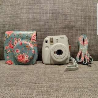 Fujifilm Instax Poloroid Leather Cover Only