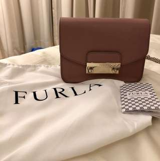 Authentic furla Julia mini