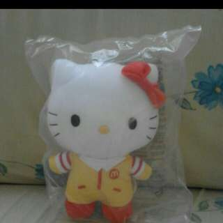 McDonalds collectible Hello kitty