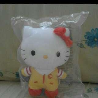 McDonalds collectible Hello kitty