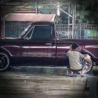 American Pickup Chevy C 10