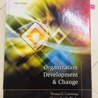 Organization and Development