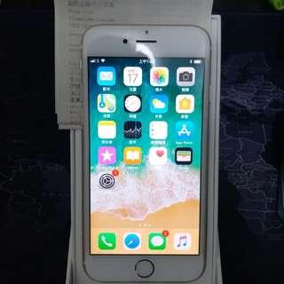 iPhone 6 , 64GB 金色 (香港行貨)