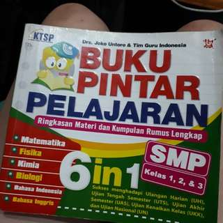 Matematika SMP lengkap