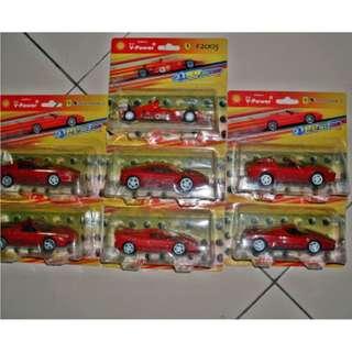 #MidJan55 🆕Shell® Mattel® Ferrari® 2007