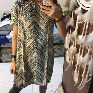 Aztec Summer Dress