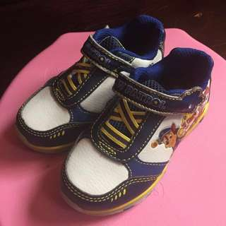 REPRICED!! Paw Patrol Shoes