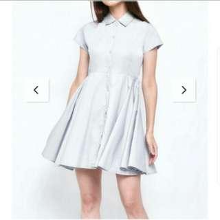 LBS Celine Dress - Baby Pink