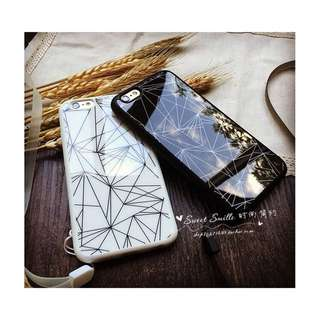 Patterns Acrylic iPhone Case