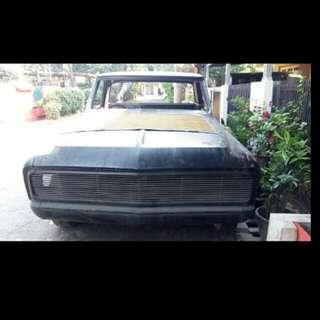 Chevy Pickup C10 1968 ½ton