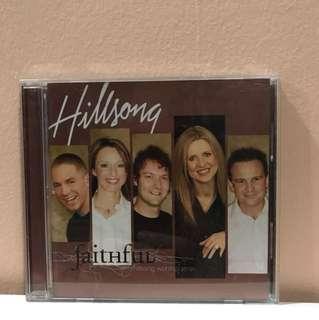 Hillsong <faithful> CD #Contiki2018