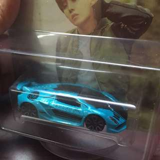 bts j-hope hotwheel limited edition collection