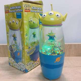 Toy story三眼仔跳豆喇叭 Alien bean dancing speaker