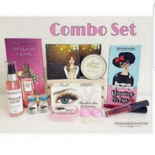 (INSTOCKS AVAIL) Authentic Beauty Products By Hezline Signature Cosmetics PO