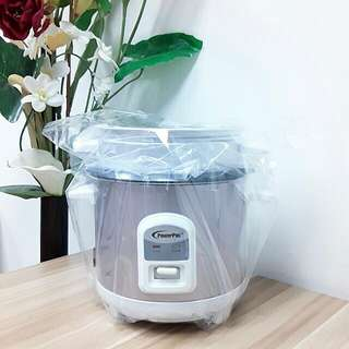 LAST PIECE !! PowerPac 0.6L Premium Rice Cooker with Steamer