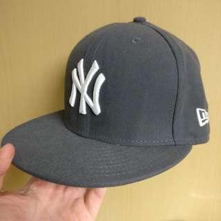 New Era Cap New York Yankee Grey