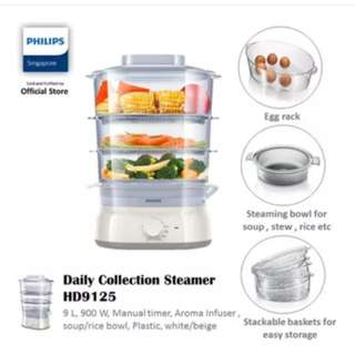 Philip Food Steamer