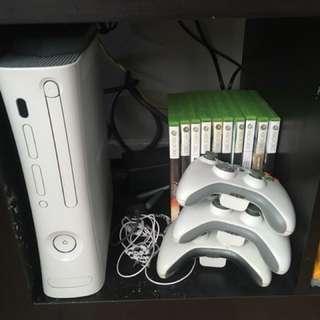 Xbox 360 set