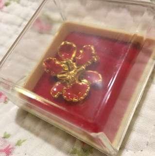 K金心口針吊墜 K gold pendant or brooches