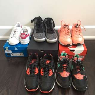 Nike x Adidas Shoes for SALE