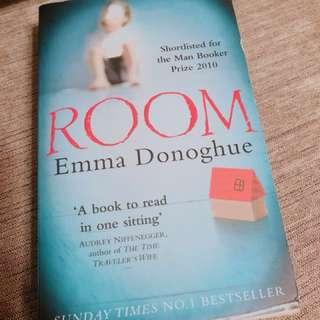 |英文原文書| 不存在的房間 ROOM - Emma Donoghue
