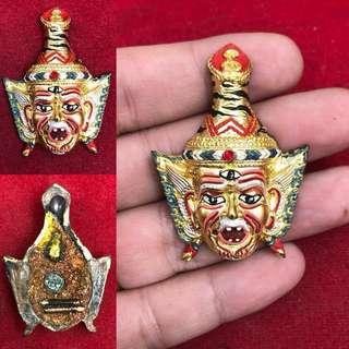 """($238) (PREORDER) - Thai Amulet - Sian Lersi Sin Saming Prai - Roon Jakapat Narai """" 51 """" - Lp Kalong - Thai Amulets"""